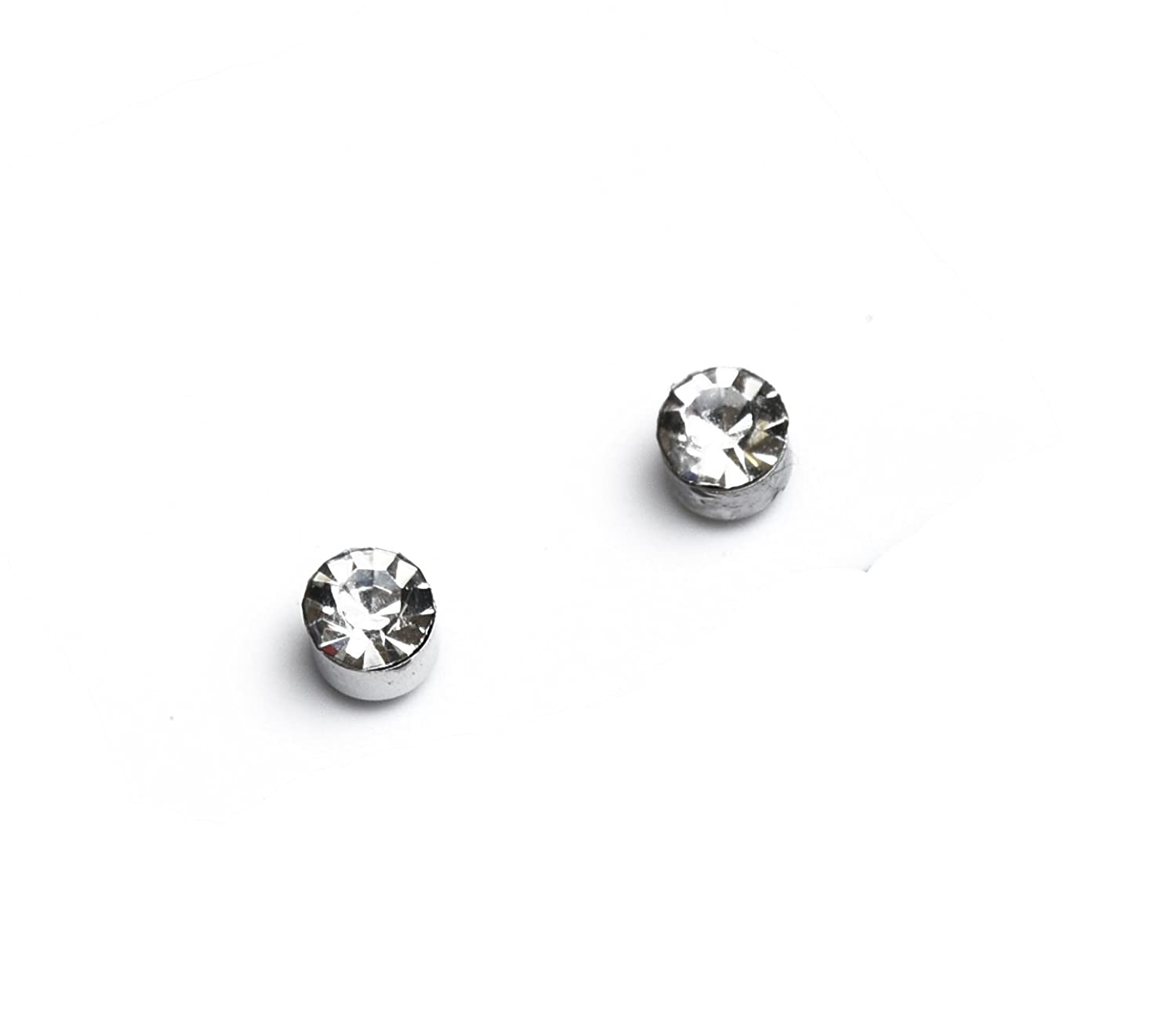 and crystal white stud earrings black swarovski s jet with sterling from expertly men diamond ae single made dp mens pewterhooter silver