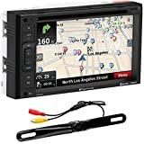 Planet Audio PNV9645RC Bluetooth, Navigation, Double Din, 6.2