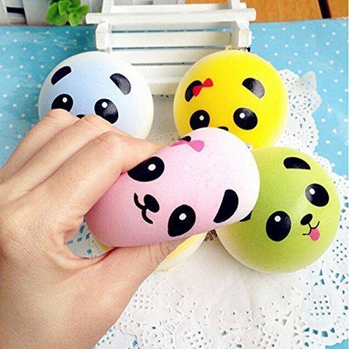 Premium Quality Lovely Panda Bread Strap Bag USB Phone Pendant Accessories by Yevison