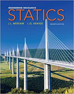 amazon engineering mechanics statics james l meriam l g