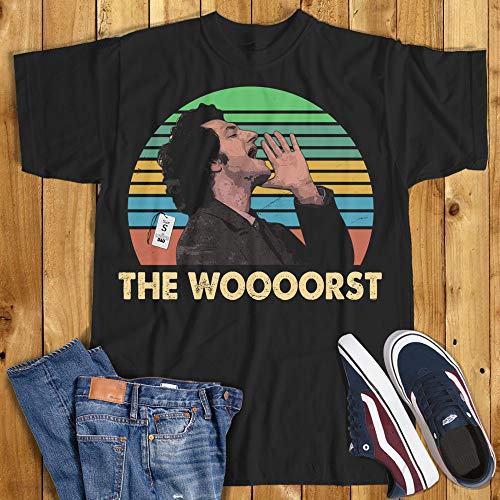 Jean-Ralphio The Worst Shirt Parking Recreation Retro Vintage Customized Handmade T-Shirt Hoodie/Long Sleeve/Tank Top/Sweatshirt