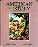 American History Vol. 1 : A Survey, Brinkley, Alan and Current, Richard Nelson, 0070150265