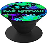 Premium Mounts and Stand, Expanding Stand Pop Grip Mount Sockets for iPhone,Smartphones and Tablets - Bar Mitzvah