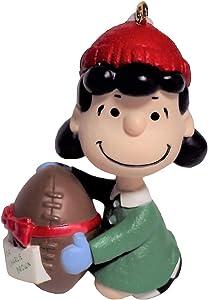 Hallmark Keepsake Ornament 1994 The Peanuts Gang Collector Series,Lucy QX520-3