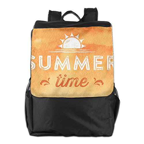 For Shoulder Summer Women And School Men Storage Time Camping HSVCUY Dayback Adjustable Travel It's Strap Personalized Backpack Outdoors HnB6vc