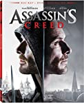 Cover Image for 'Assassin's Creed [Blu-ray + DVD + Digital HD]'