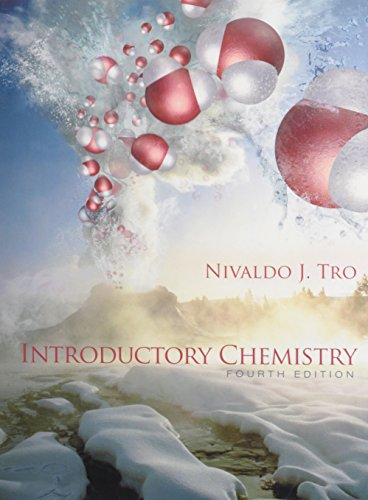 Introductory Chemistry with MasteringChemistry with Study Guide (4th Edition)