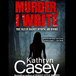 Murder, I Write Audiobook