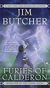 Furies of Calderon (Codex Alera Book 1) by [Butcher, Jim]
