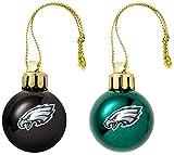 NFL Philadelphia Eagles 12-Pack Mini Ornament Set