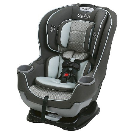 $199.95 Graco Car Seat Graco Baby Extend2Fit 65 Convertible Car Seat Mack 2019