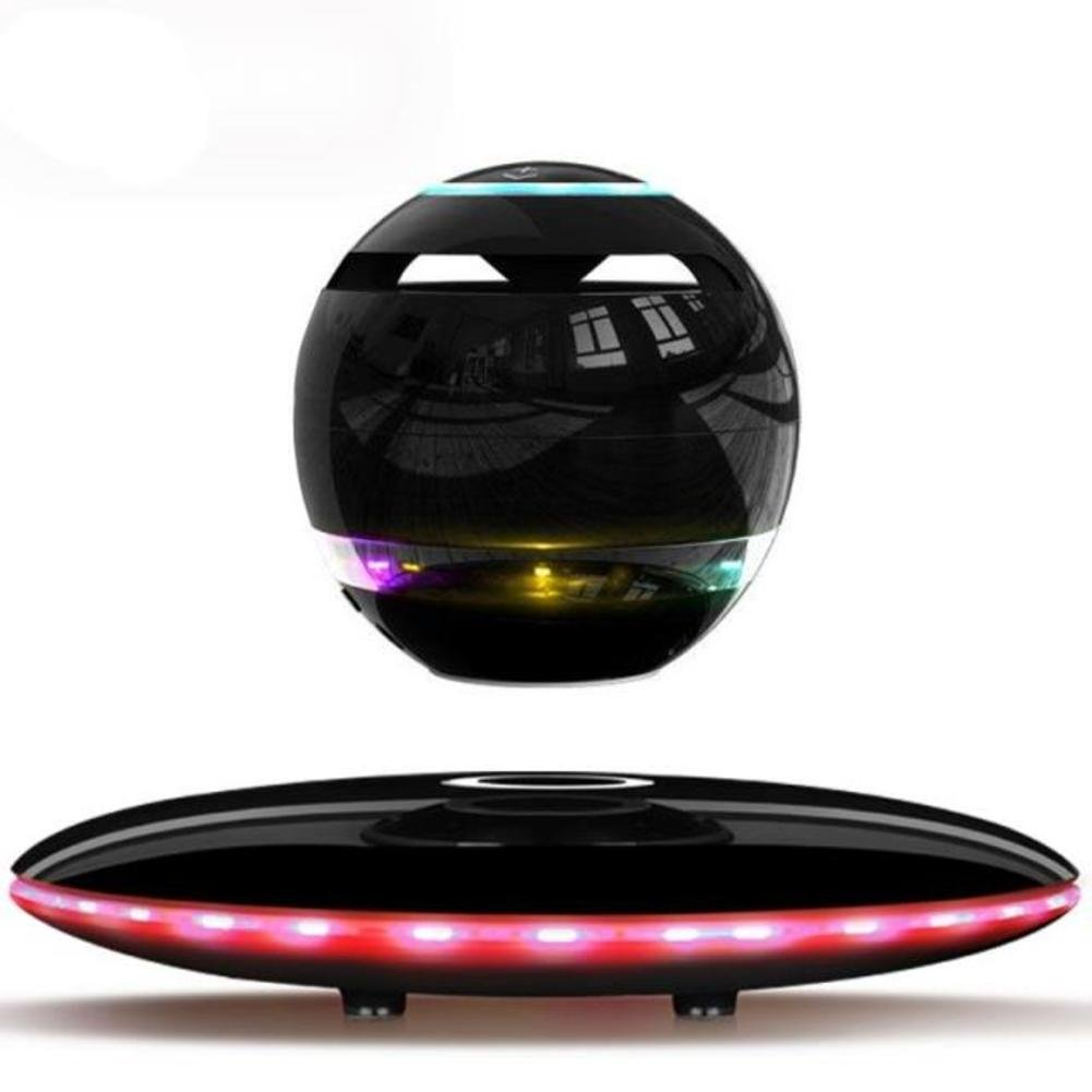 Magnetic/gravity/wireless/bluetooth/audio/ phone/computer/[creative]/bass cannon/speakers/ gift--A