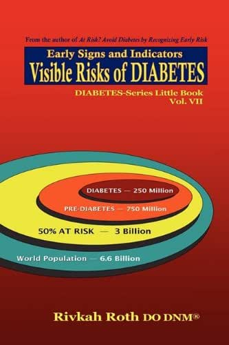 Visible Risks of Diabetes: Early Signs and Indicators (Diabetes-Series Little Book)
