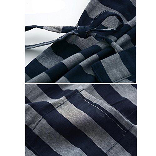 87bebf2937 delicate FANCY PUMPKIN Men s Japanese Style Robes Pure Cotton Kimono Robe  Bathrobe Pajamas  01