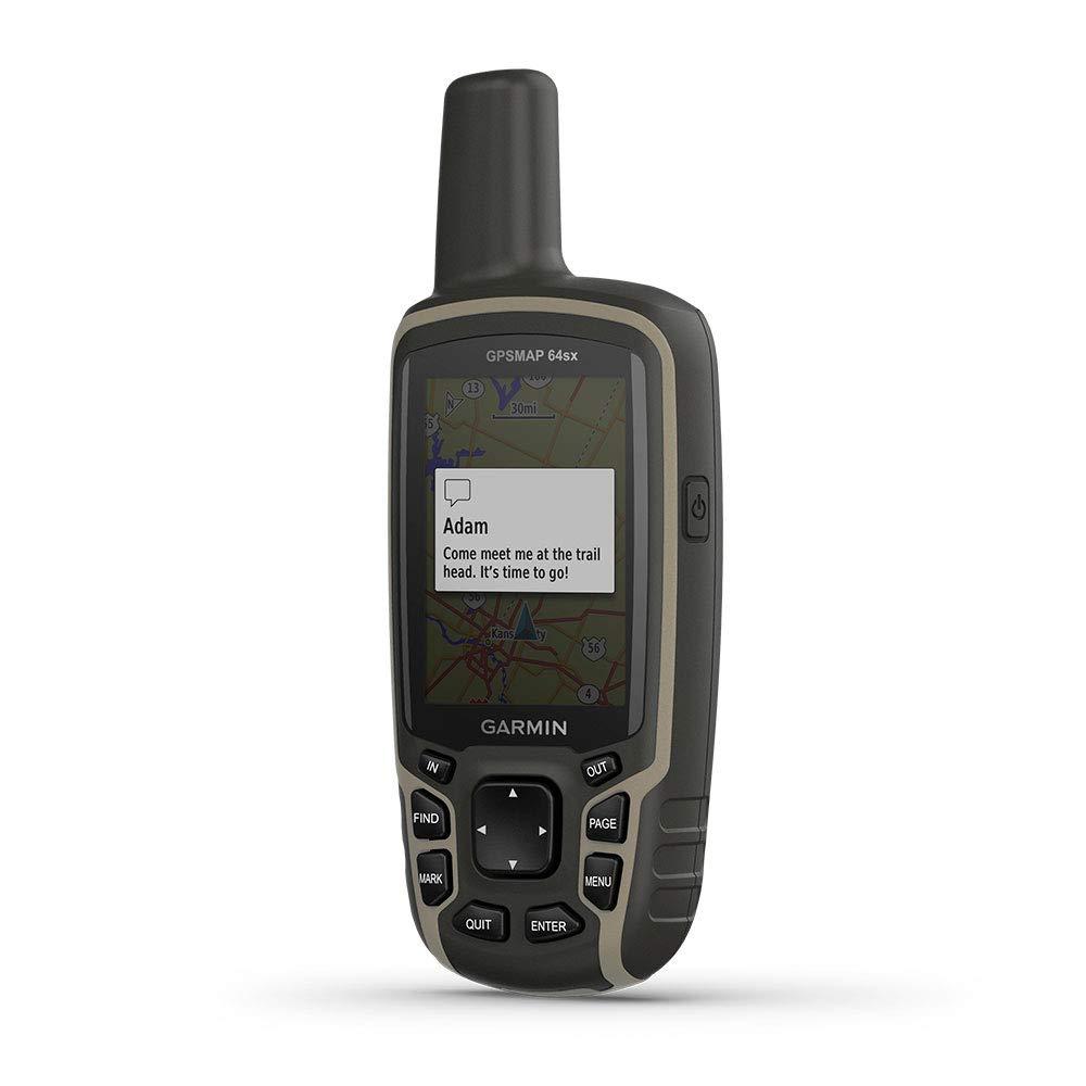 GARMIN GPSMAP 64x-GPS de randonn/ée Portable
