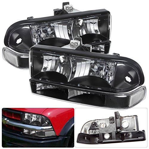 S10 Headlight Chevrolet Replacement Headlights