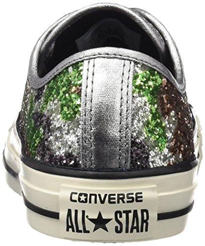 Converse 556749c - Zapatillas de deporte Mujer Multicolore (Cm Glitter)