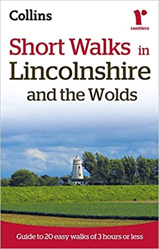 Lincolnshire Walking Guidebook (Collins)