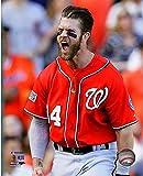 """Bryce Harper Washington Nationals 2014 NLDS Game 3 HR Photo (Size: 8"""" x 10"""")"""