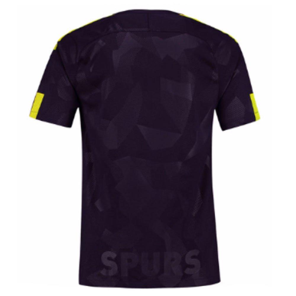 2017-18 Tottenham Tottenham Tottenham Third Football Soccer T-Shirt Trikot (Son Heung Min 7) cb8f45