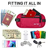 Raytix Travel Money Belt: Safe, Well Designed