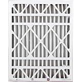 BestAir HW2025-11R Furnace Filter, 20 x 25 x 4, Honeywell Replacement, MERV 11, 3 pack