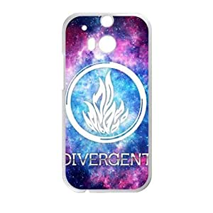 HUAH Divergent Cell Phone Case for HTC One M8