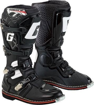 Gaerne GX-1 Offroad Motocross Riding MX Boots Black Mens Size 5 eKVdhXY