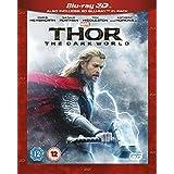 Thor: The Dark World [Blu-ray 3D] [2013] [Region Free]