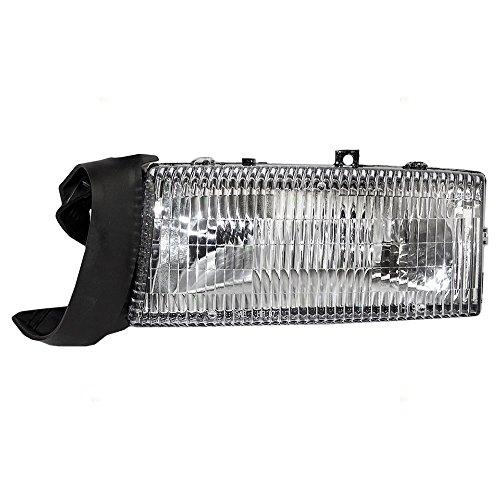 Dodge Dakota Headlight Driver - 6