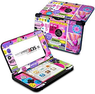 product image for BFF Girl Talk - DecalGirl Sticker Wrap Skin Compatible with Nintendo Original 3DS XL