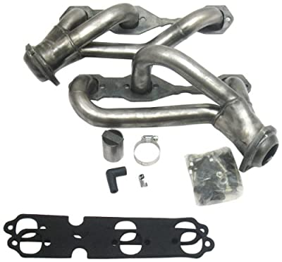 "JBA 1840S-4 1-1/2"" Shorty Stainless Steel Exhaust Header for S10 4.3L 88-95/02-03"