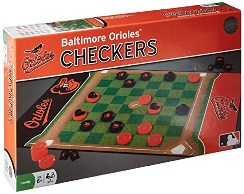 MasterPieces MLB Checkers Board Game – DiZiSports Store