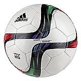 Adidas Context Football (Black/Silver/Yellow/Blue)