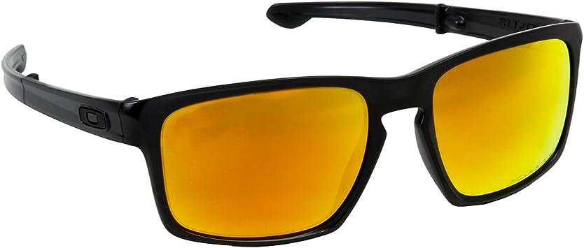 Oakley - Gafas de sol, color plateado, color, talla Talla única ...