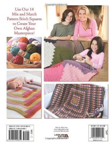 Vannas Choice Color It Beautiful Afghans Lion Brand Yarn