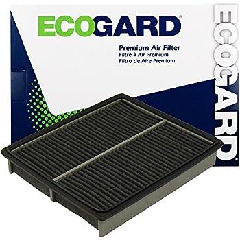Amazon.com: ECOGARD XA4625 Premium Engine Air Filter Fits ...