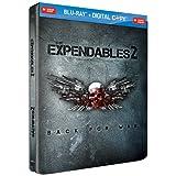 The Expendables 2 Future Shop Steelbook Blu-Ray + Digital Copy