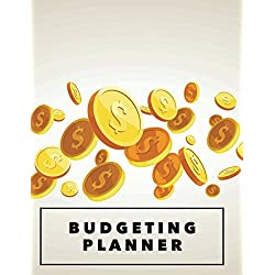 Budgeting Planner: Gold Coin Design Budget Planner for your Financial Life With Calendar 2018-2019 Beginner's Guide to Personal Money Management and ... (Monthly Budget Planner and Bill Tracker)