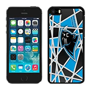 Athletics Iphone 5c Case NFL Carolina Panthers 18 Cellphone Hard Cases