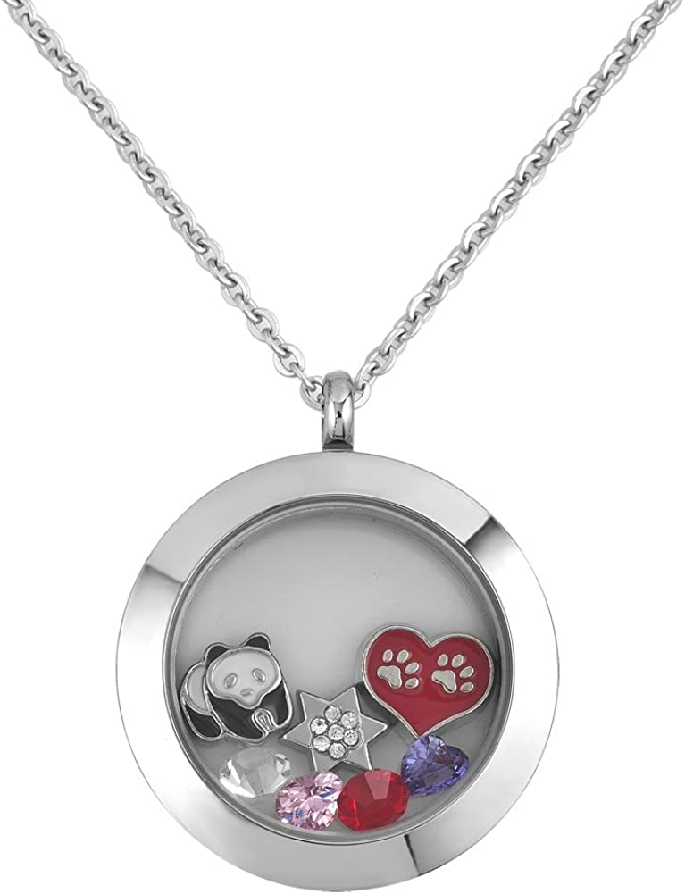 FLOATING CHARMS 2016 USE WITH MEMORY GLASS LOCKET