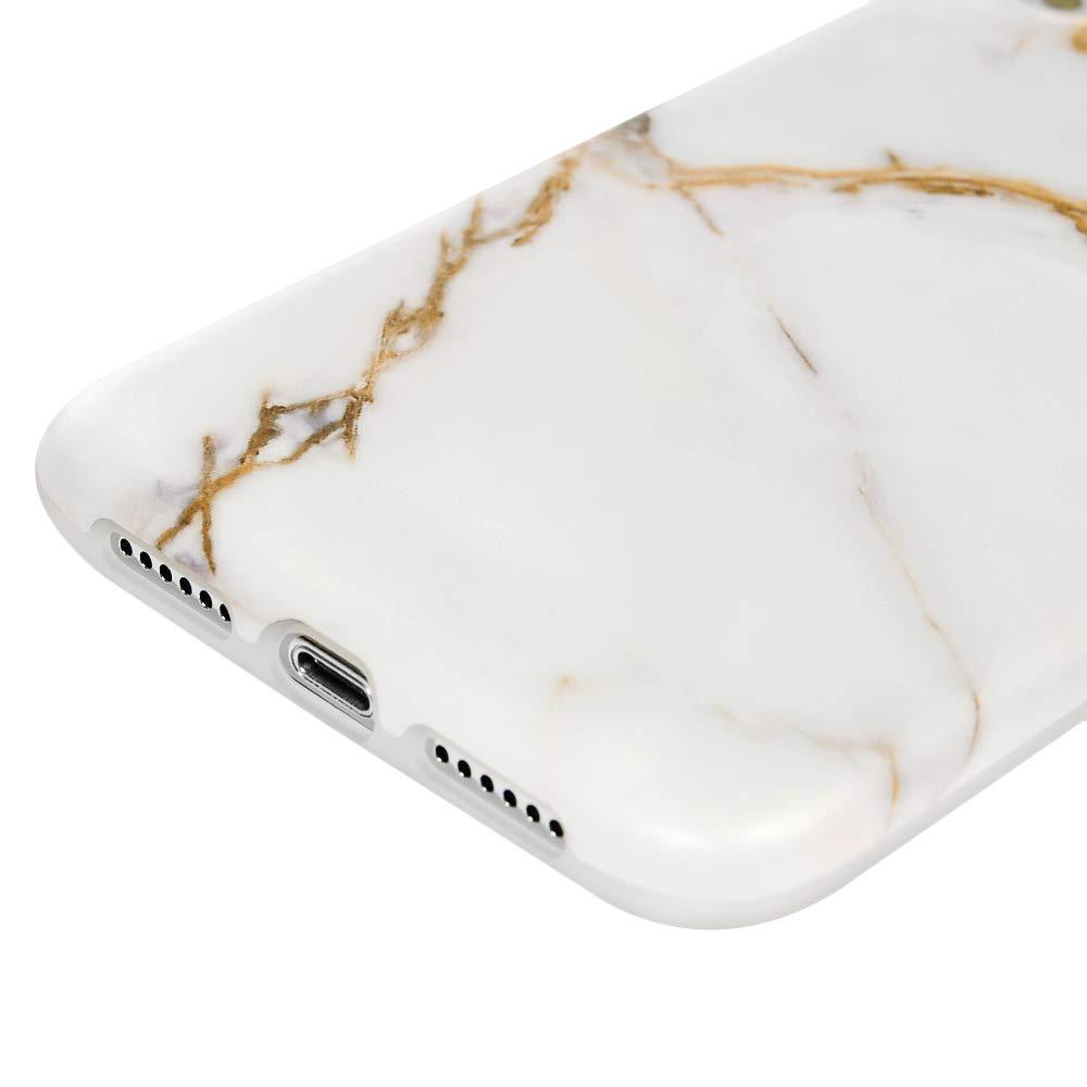Mlorras iPhone XR H/ülle Ultrad/ünnen Weich Flexibel Silikon TPU Schutzh/ülle Bumper Anti-Kratzer Sto/ßfest Smartphone Handyh/ülle Abdeckung Case Cover Perfekte Passform schwarz