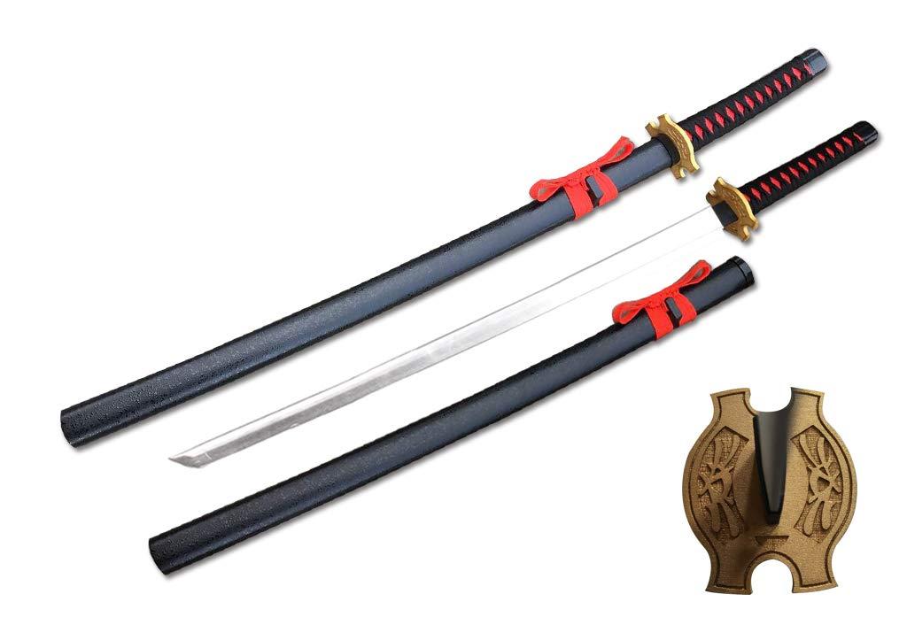 Amazon.com: Espada de espuma, espada de espada Samurai ...