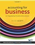 Accounting for Business: An Integrated Print and Online Solution