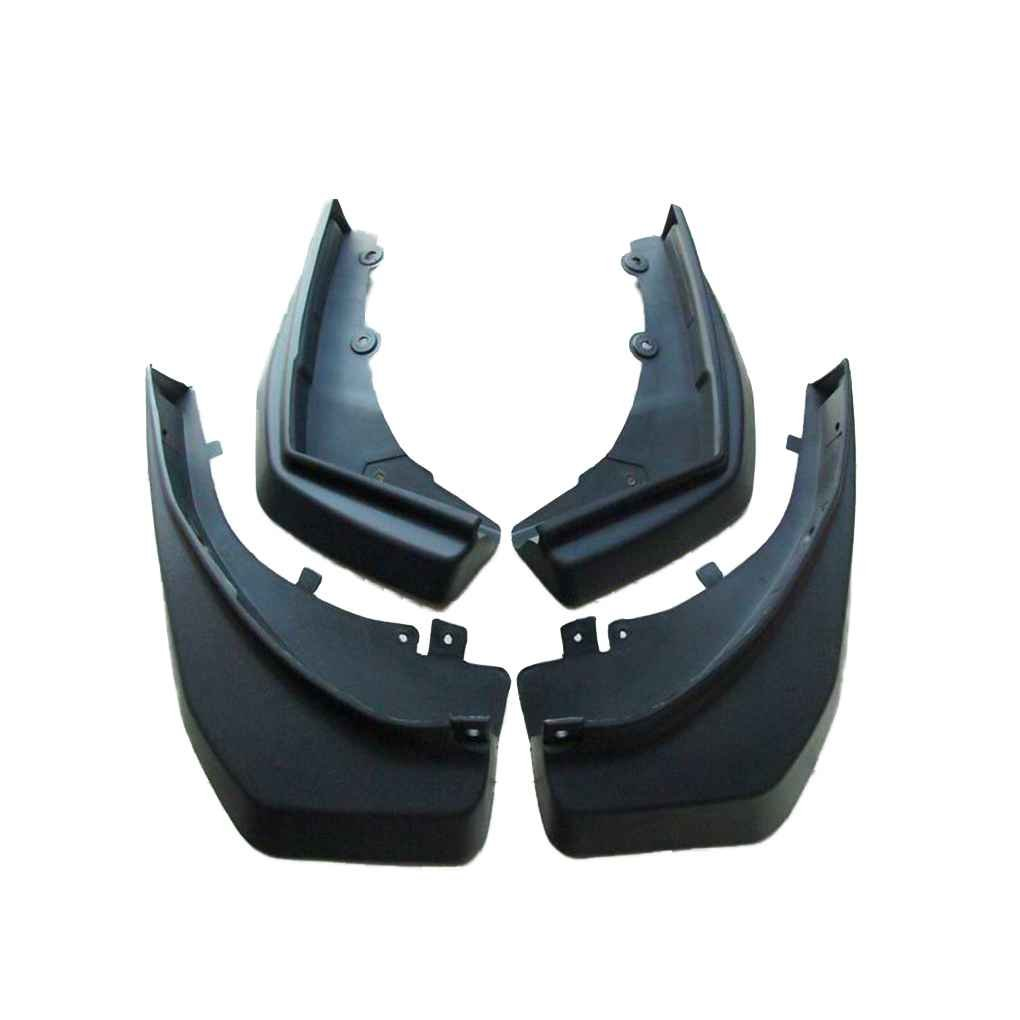 Genuine Peugeot 2008 Rear Styled Mudflaps 1608928680 Mudguards New