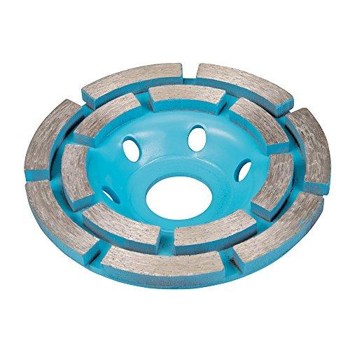 - Silverline Diamond Grinding Wheel 100 x 22.23mm Double Row
