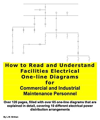 How to read and understand facilities electrical one line diagrams kindle price 599 fandeluxe Images