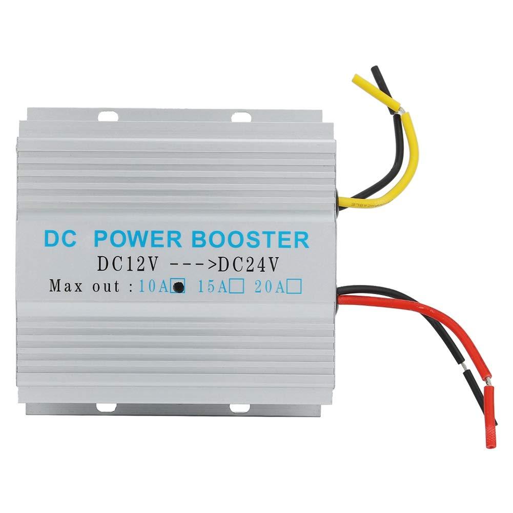 Convertitore di potenza Inverter 12V a 24V Alimentatore per auto Step Up Converter Inverter 10A