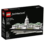 LEGO-Architecture-21030-United-States-Capitol-Building-Kit-1032-Piece
