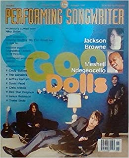 Goo Goo Dolls / Jackson Browne / Meshell Ndegeocello ...